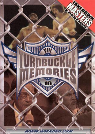 Takedown Masters: Turnbuckle Memories, Vol. 10