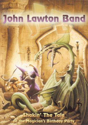 John Lawton Band: Shakin' the Tale - Live at the Magician's Birthday