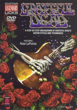 Grateful Dead: Legendary Licks