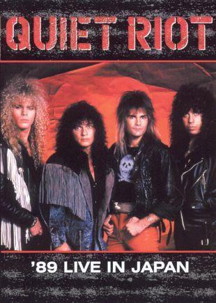 Quiet Riot: '89 Live in Japan