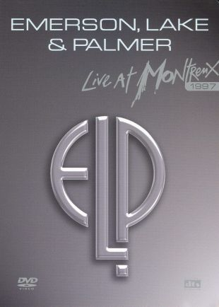 Emerson, Lake & Palmer: Live at Montreux, 1997