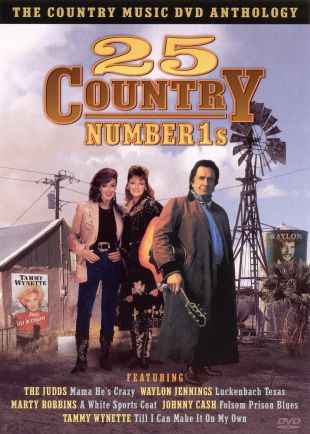 25 Country Number 1's