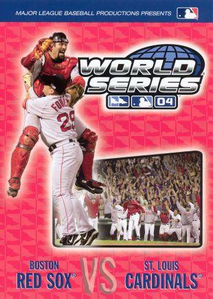 MLB: 2004 World Series - Boston Red Sox vs. St. Louis Cardinals