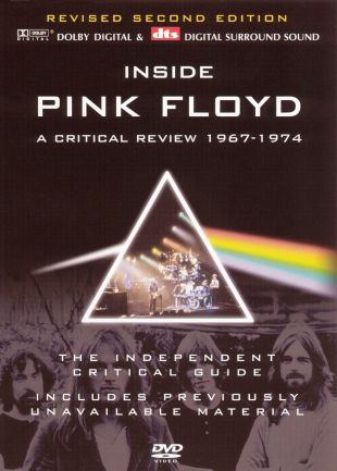 Inside Pink Floyd: A Critical Review 1967-1974