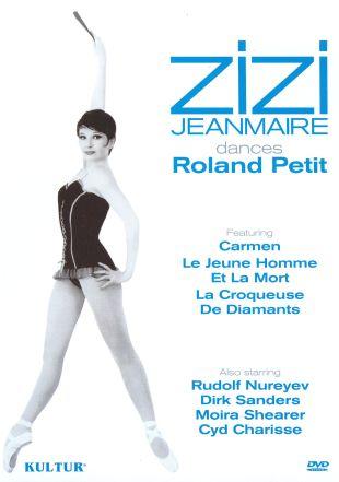 Zizi Jeanmarie Dances Roland Petit
