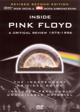 Inside Pink Floyd: A Critical Review 1975-1996