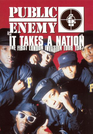Public Enemy: It Takes a Nation---The First London Invasion Tour 1987