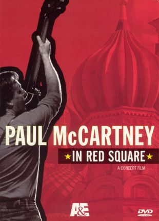 In Concert: Paul McCartney in Red Square