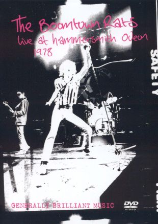 The Boomtown Rats: Live at Hammersmith Odeon