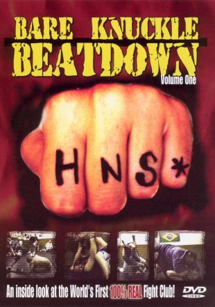 Bare Knuckle Beatdown, Vol. 1