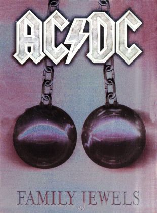 AC/DC: The Family Jewels