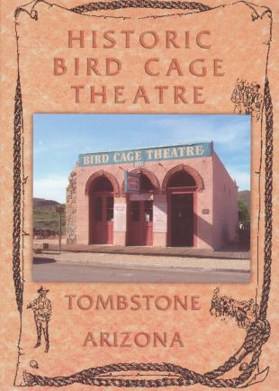 Historic Bird Cage Theatre