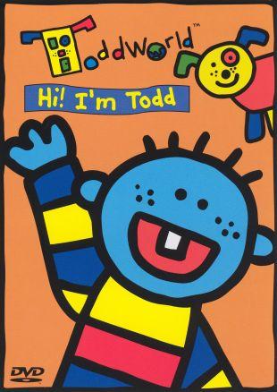 Todd World: Hi! I'm Todd