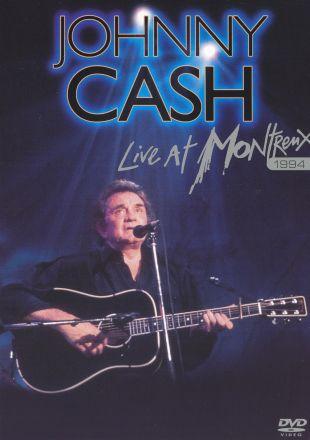 Johnny Cash Live at Montreaux 1994