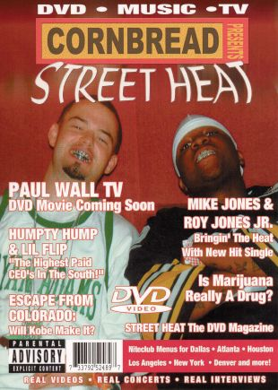 Cornbread Presents Street Heat: Paul Wall TV - The People's Champ!