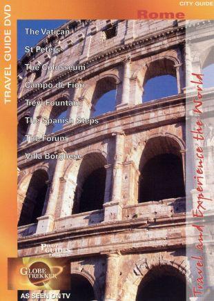 Globe Trekker : Rome City Guide