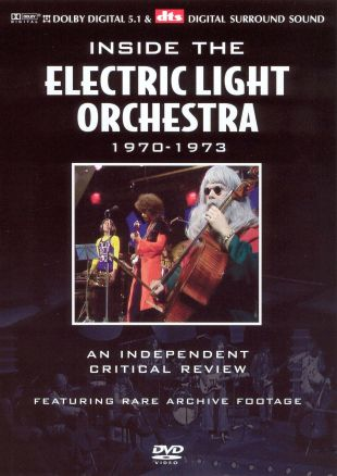 Inside Electric Light Orchestra: A Critical Review - 1970-1973