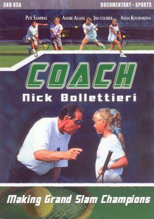 Coach: Nick Bollettieri