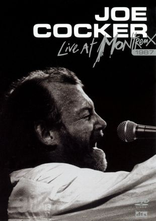 Joe Cocker: Live at Montreux, 1987