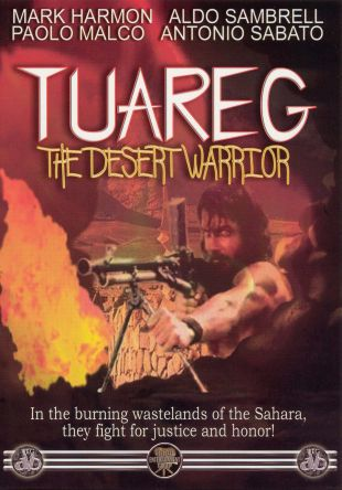 Tuareg, the Desert Warrior