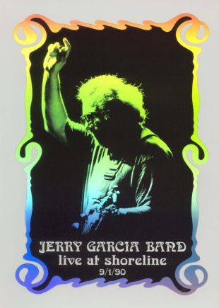 Jerry Garcia Band: Live at Shoreline