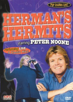 Herman's Hermits: Pop Legends Live