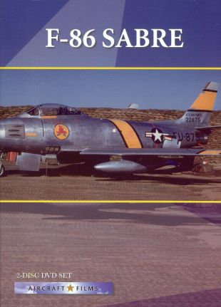 Great Planes Series, Vol. 1: F-86 Sabre Jet