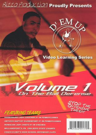 D'Em Up: On the Ball Defense, Vol. 1