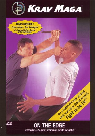 Krav Maga: On the Edge - Defending Against Common Knife Attacks