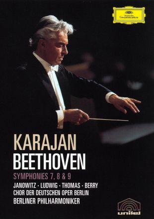 Beethoven: Symphonies 7, 8 & 9