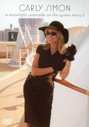 Carly Simon: A Moonlight Serenade on the Queen Mary 2