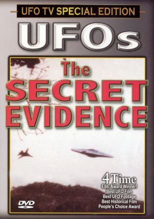 Ufos - The Secret Evidence