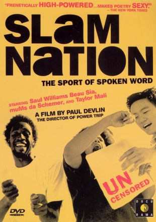 Slam Nation: The Sport of the Spoken Word