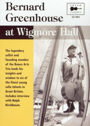 Bernard Greenhouse: Wigmore Hall