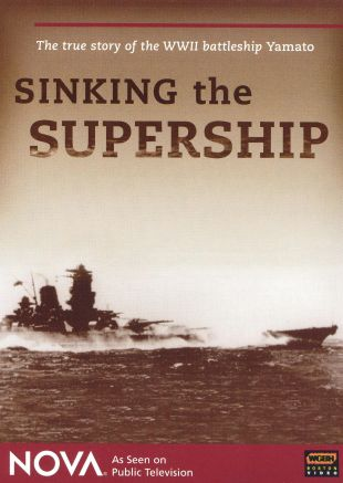 NOVA : Sinking the Supership