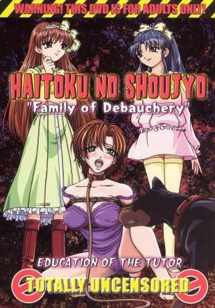 Haitoku No Shojo: Girl of Debauchery