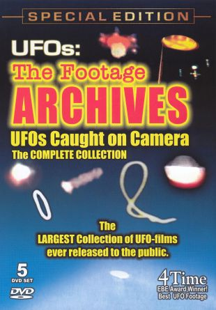 UFOs: The Footage Archives - UFOs Caught on Camera