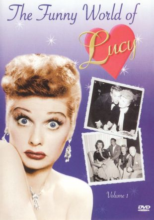 The Funny World of Lucy, Vol. 1