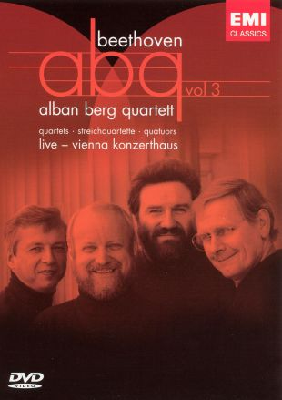 Beethoven: String Quartets 3