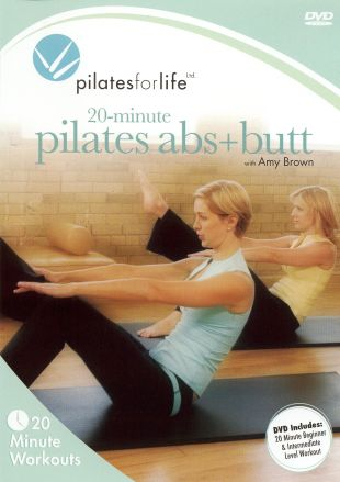 Pilates for Life: Abs & Butt