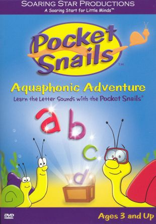 Pocket Snails: Aquaphonic Adventure