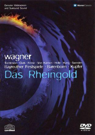 Das Rheingold (Bayreuther Festspiele/Barenboim)