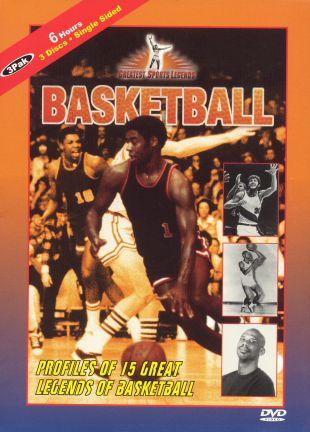 Great Sports Legends: Basketball