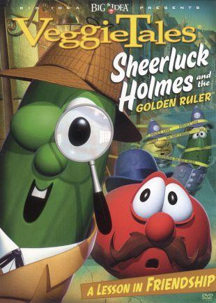 VeggieTales : Sheerluck Holmes and the Golden Ruler