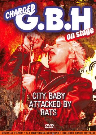 G.B.H.: Charged - On Stage