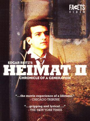 Die Zweite Heimat Chronik Einer Jugend 1992 Edgar Reitz Robert Busch Synopsis Characteristics Moods Themes And Related Allmovie