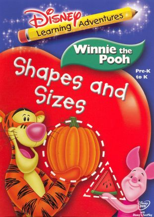 Winnie the Pooh: Shapes and Sizes