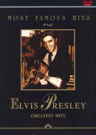 Most Famous Hits: Elvis Presley - His Early Performances