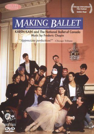 Making Ballet