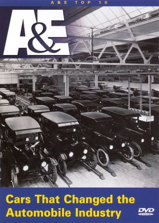 Top Ten : Cars That Changed the Automobile Industry